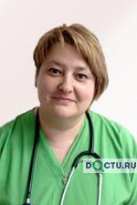Зорина Юлия Борисовна