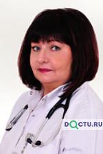 Уланова Елена Викторовна