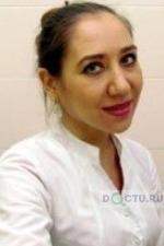 Бериханова Румиса Рамазановна
