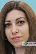 Шорова Мадина Зауровна