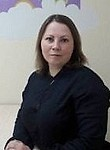 Тихонова Ольга Сергеевна