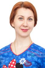 Болушевская Христина Викторовна