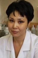 Чужгинова Анна Александровна