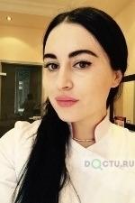 Исаева Фатима Атхоевна