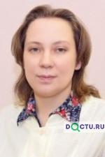 Куликова Александра Михайловна